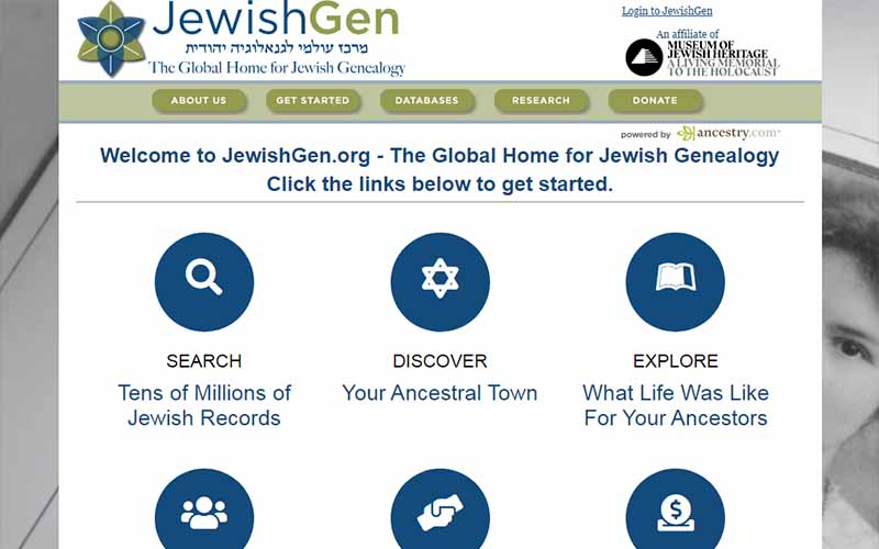 JewishGen is one of the best free genealogy websites on the internet.